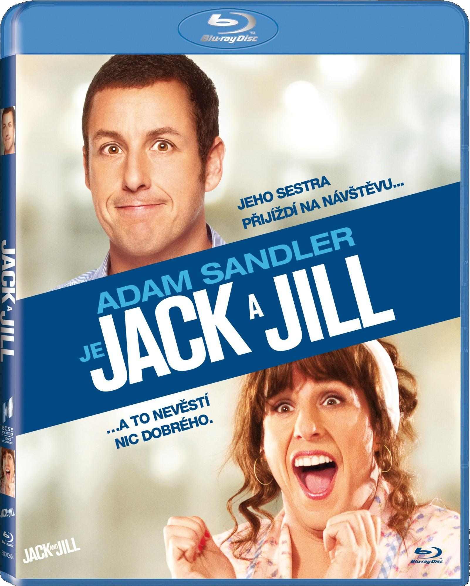 JACK A JILL - Blu-ray