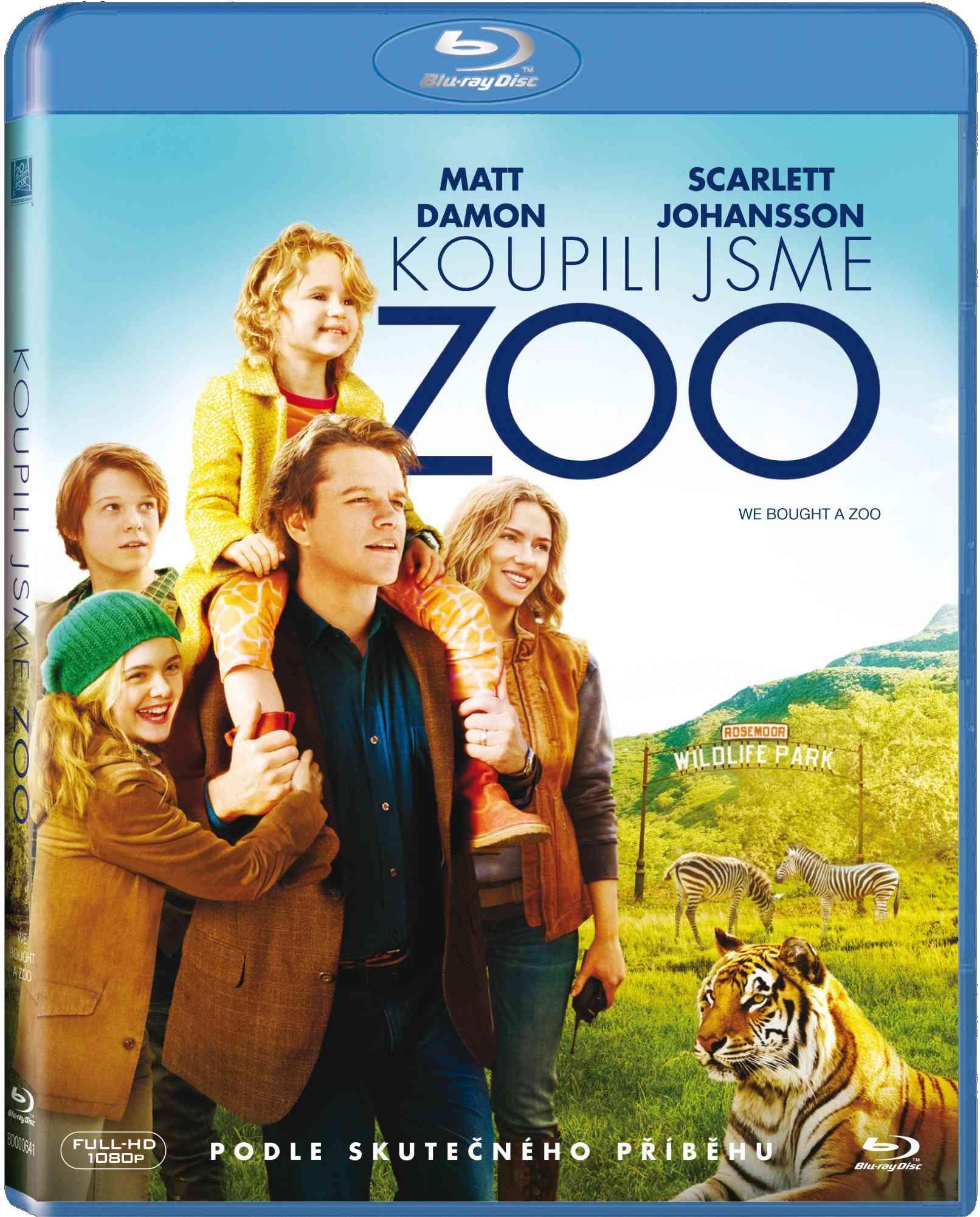 KOUPILI JSME ZOO - Blu-ray