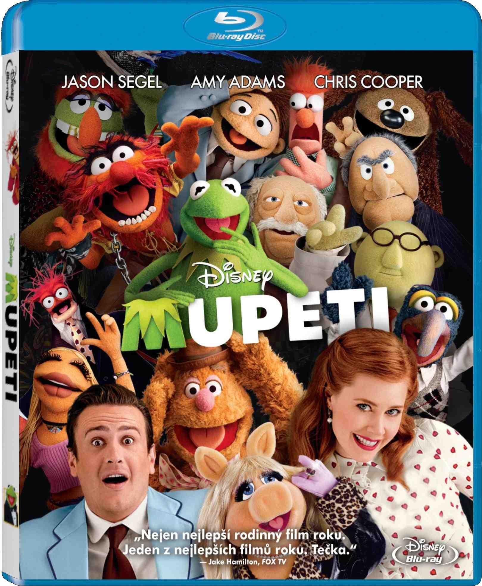 MUPETI - Blu-ray