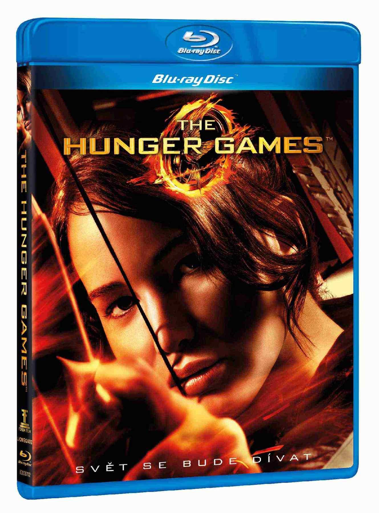 Hunger Games - Blu-ray