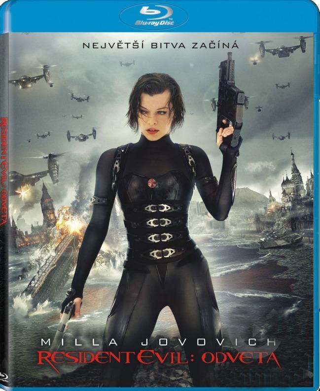 RESIDENT EVIL: ODVETA - Blu-ray 3D + 2D