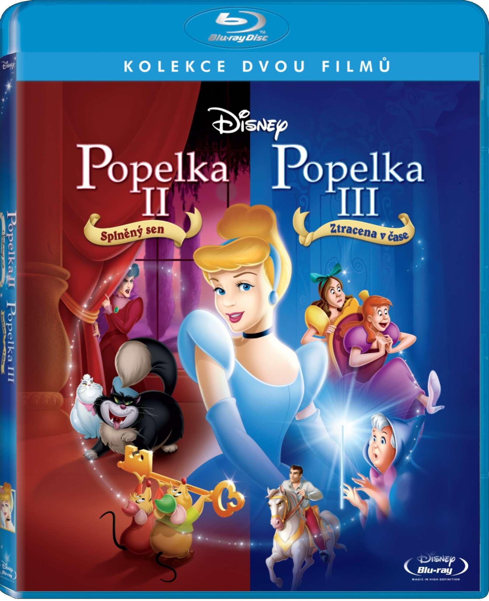 POPELKA 2 + POPELKA 3 (speciální edice) - Blu-ray