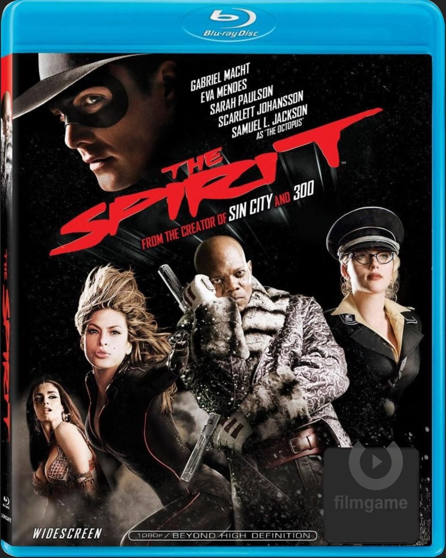 SPIRIT - Blu-ray