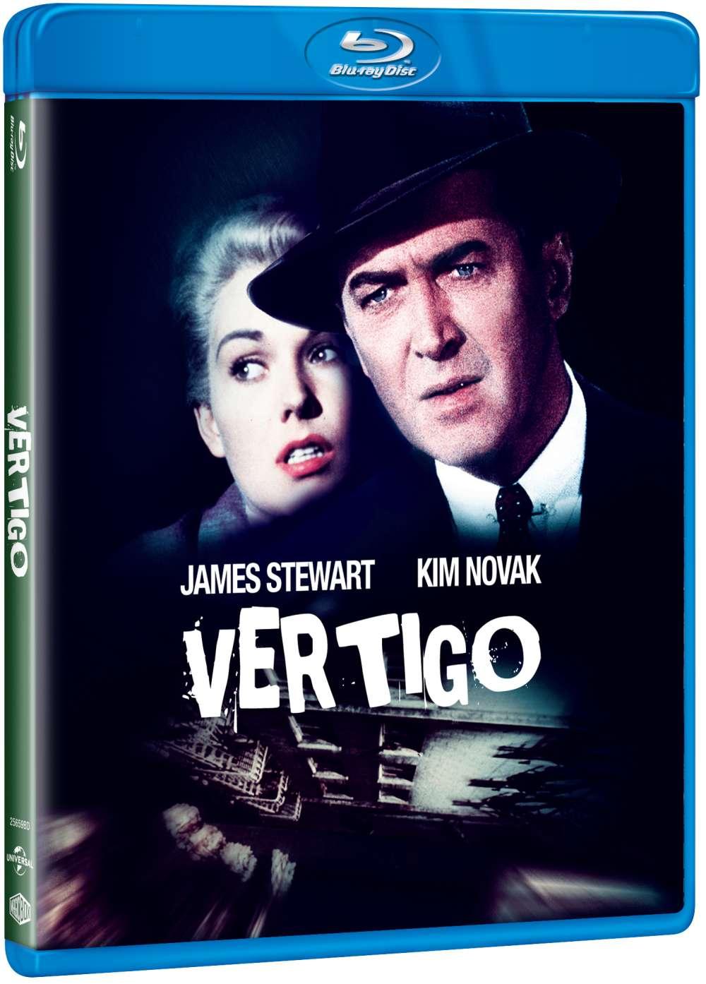 VERTIGO - Blu-ray