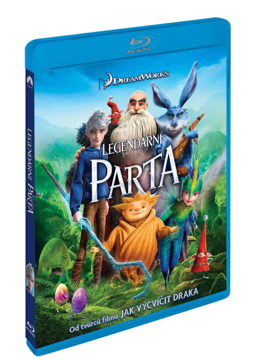 LEGENDÁRNÍ PARTA - Blu-ray