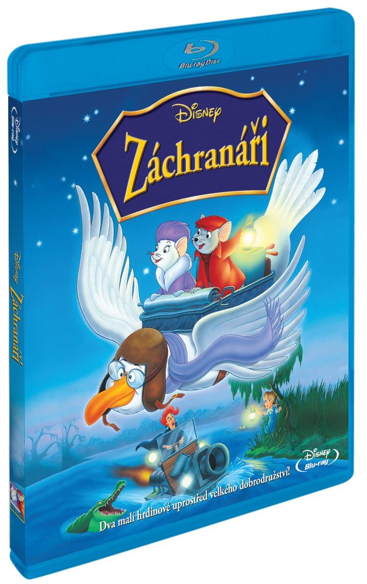 ZÁCHRANÁŘI (speciální edice, Disney) - Blu-ray