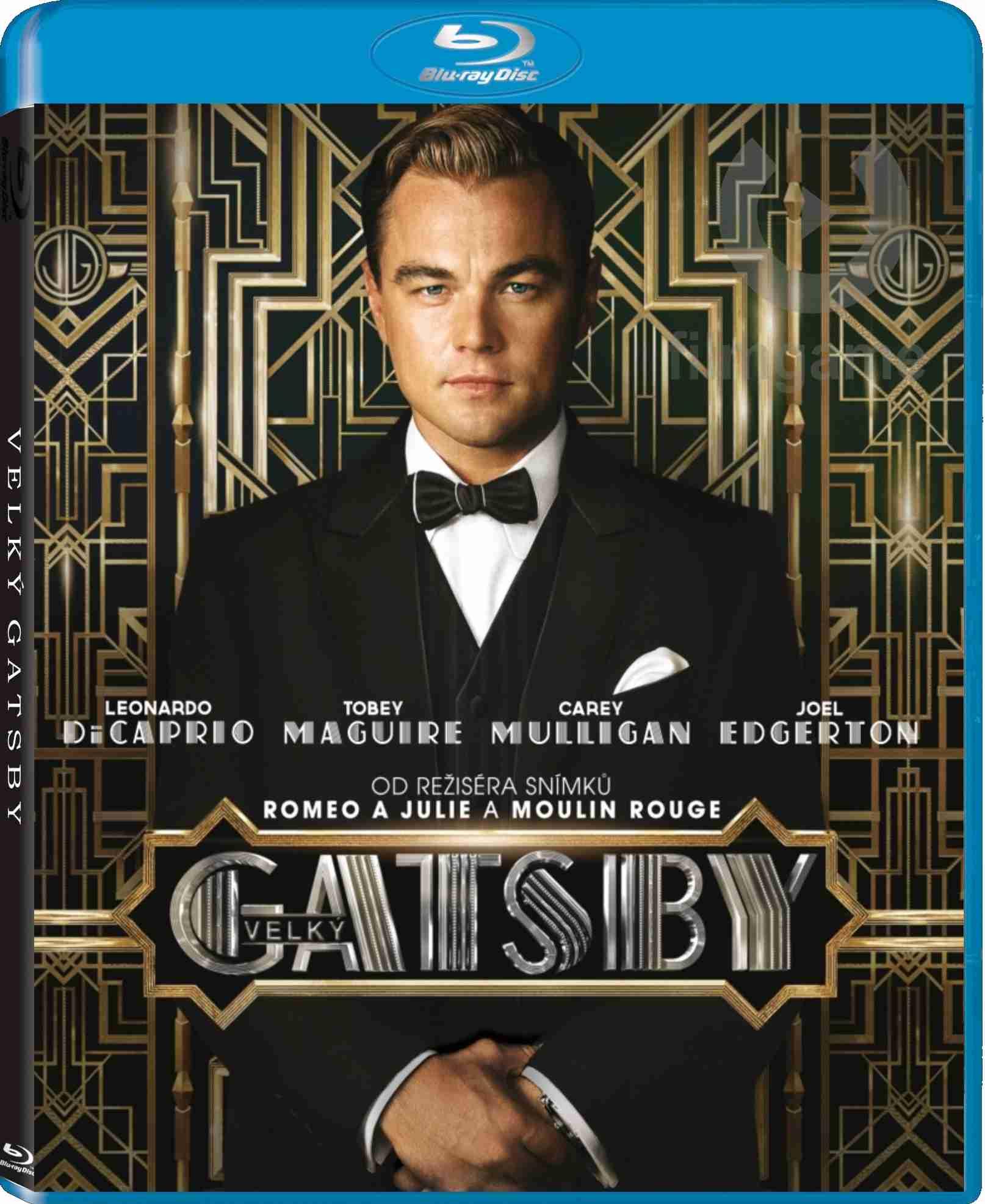 Velký Gatsby (2013) - Blu-ray