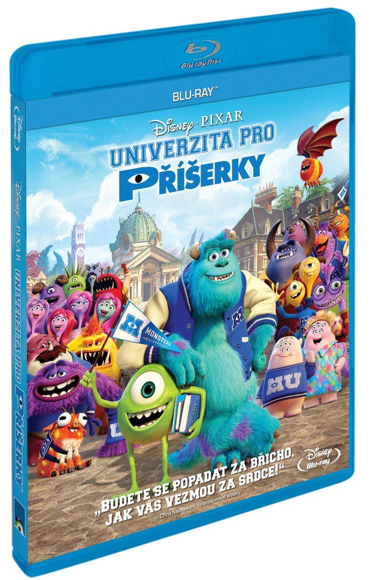 UNIVERZITA PRO PŘÍŠERKY - Blu-ray