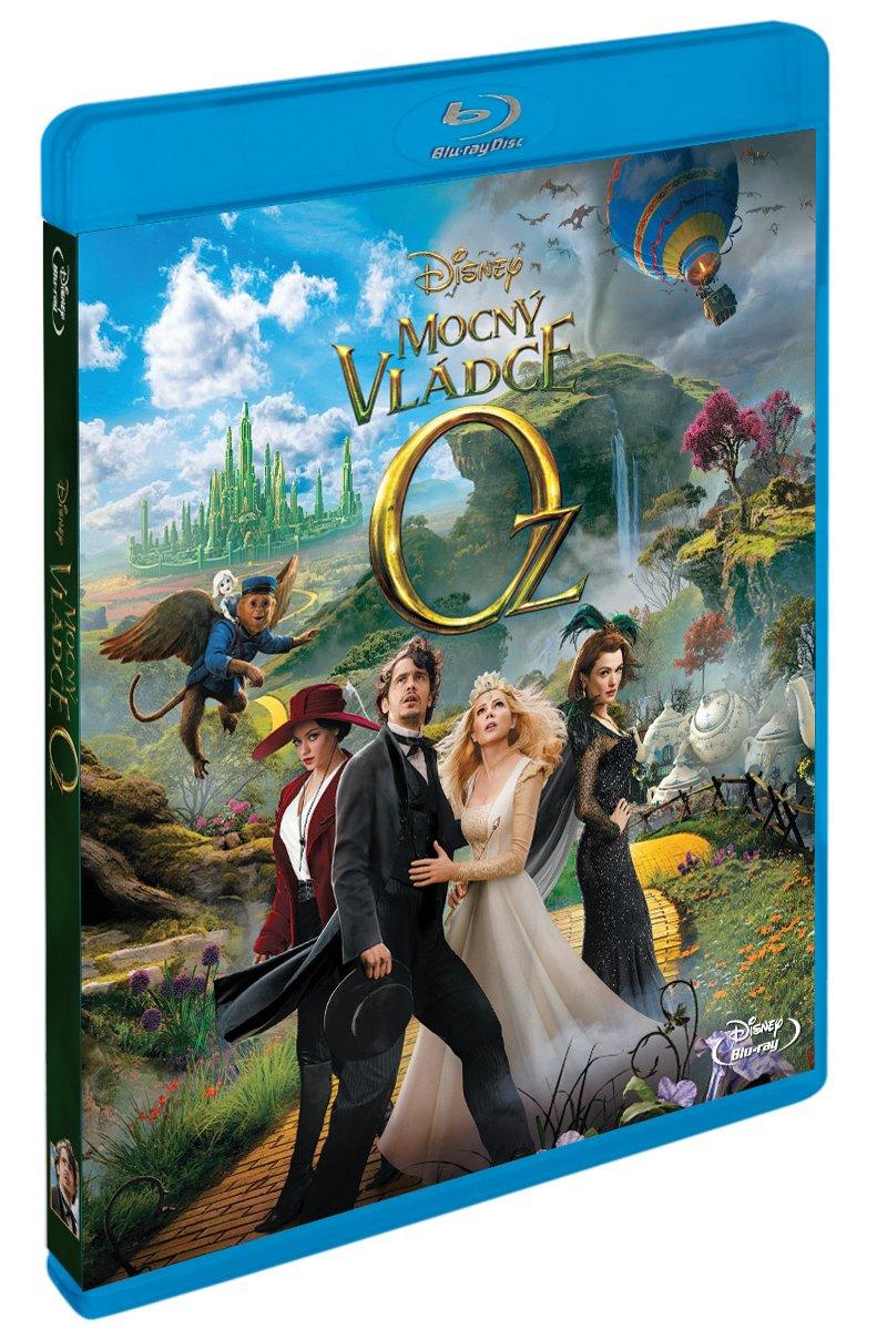 MOCNÝ VLÁDCE OZ - Blu-ray