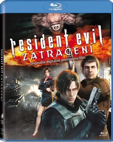 RESIDENT EVIL: ZATRACENÍ - Blu-ray