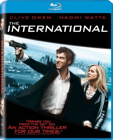 INTERNATIONAL - Blu-ray