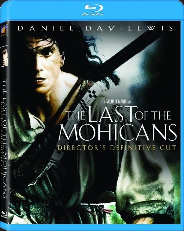POSLEDNÍ MOHYKÁN (finální režisérská verze) - Blu-ray