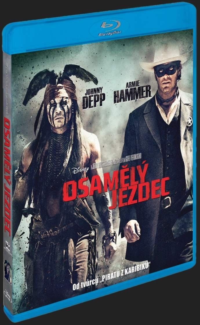 OSAMĚLÝ JEZDEC - Blu-ray