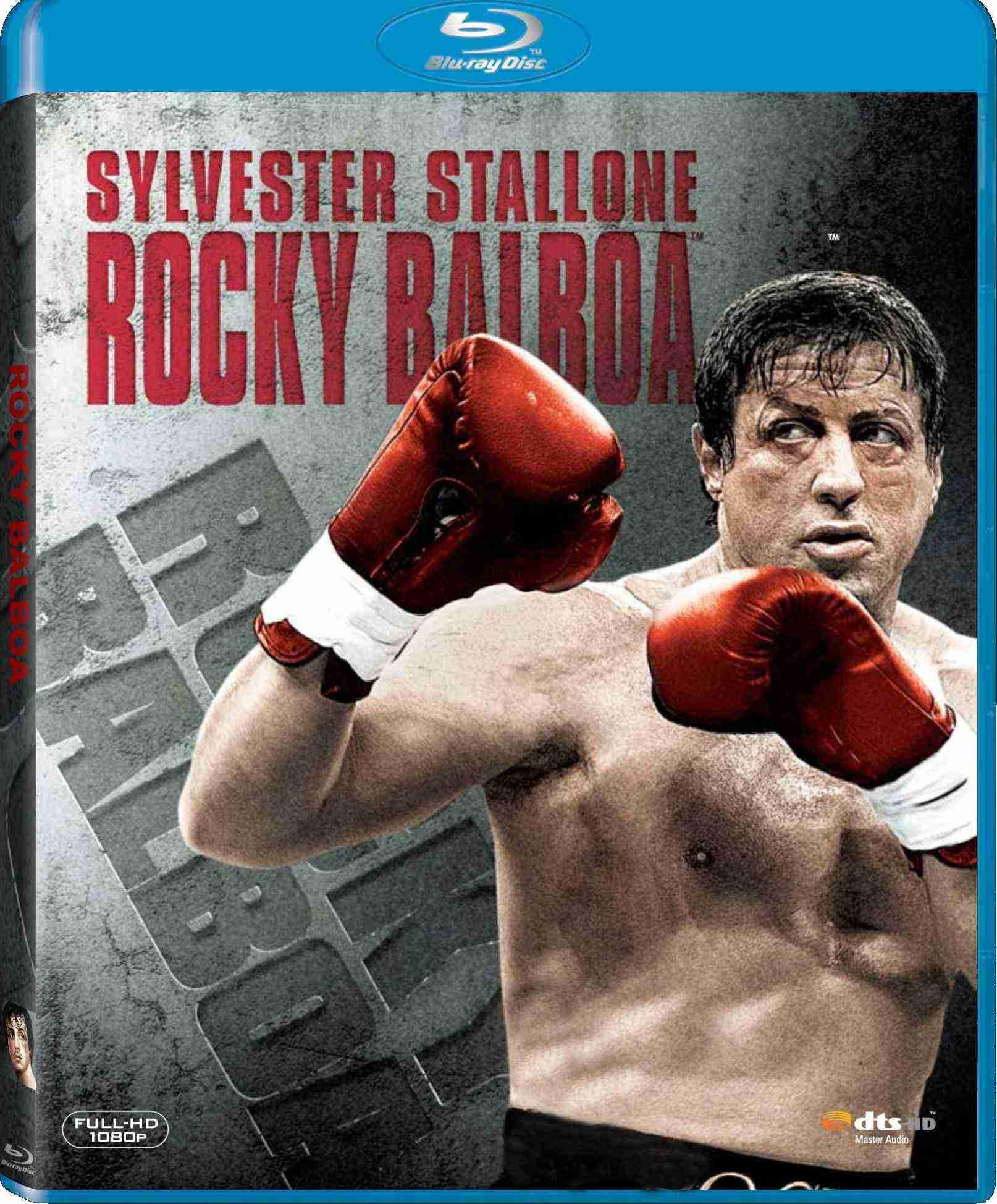 ROCKY BALBOA - Blu-ray
