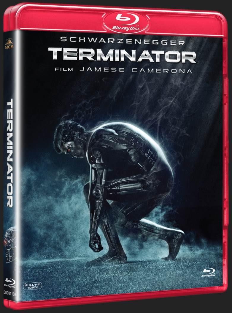 TERMINÁTOR - Blu-ray