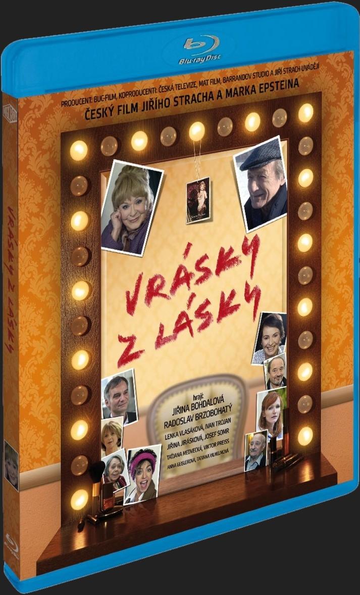 VRÁSKY Z LÁSKY - Blu-ray