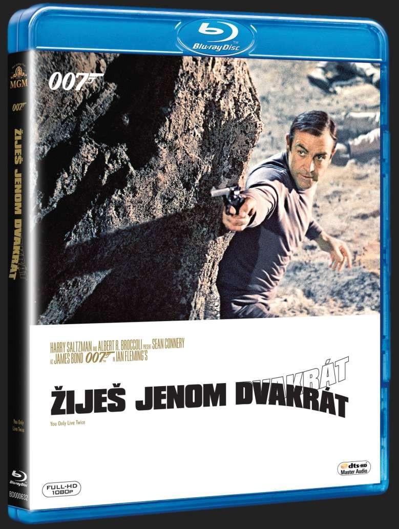 BOND - ŽIJEŠ JENOM DVAKRÁT - Blu-ray