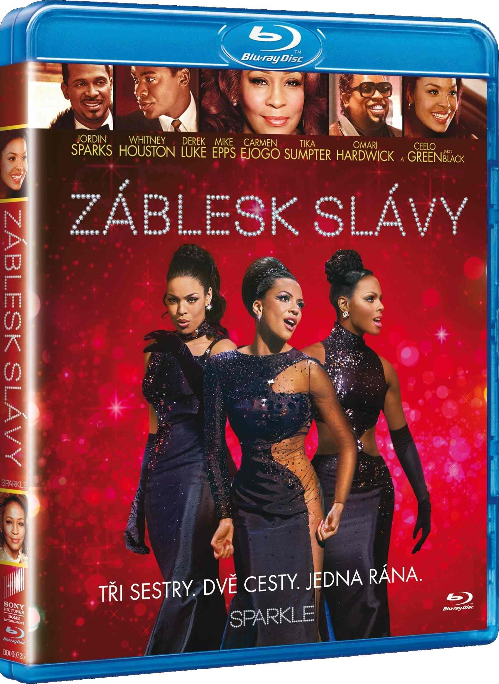 ZÁBLESK SLÁVY - Blu-ray