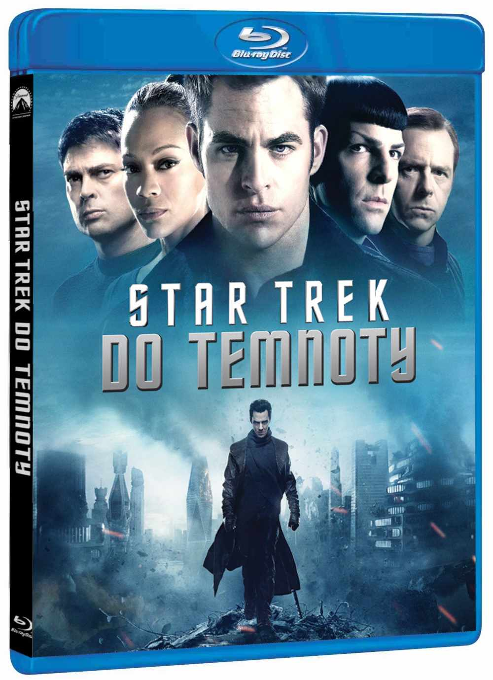 STAR TREK: DO TEMNOTY - Blu-ray