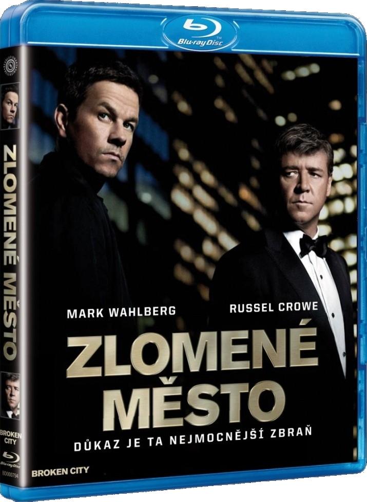 ZLOMENÉ MĚSTO - Blu-ray