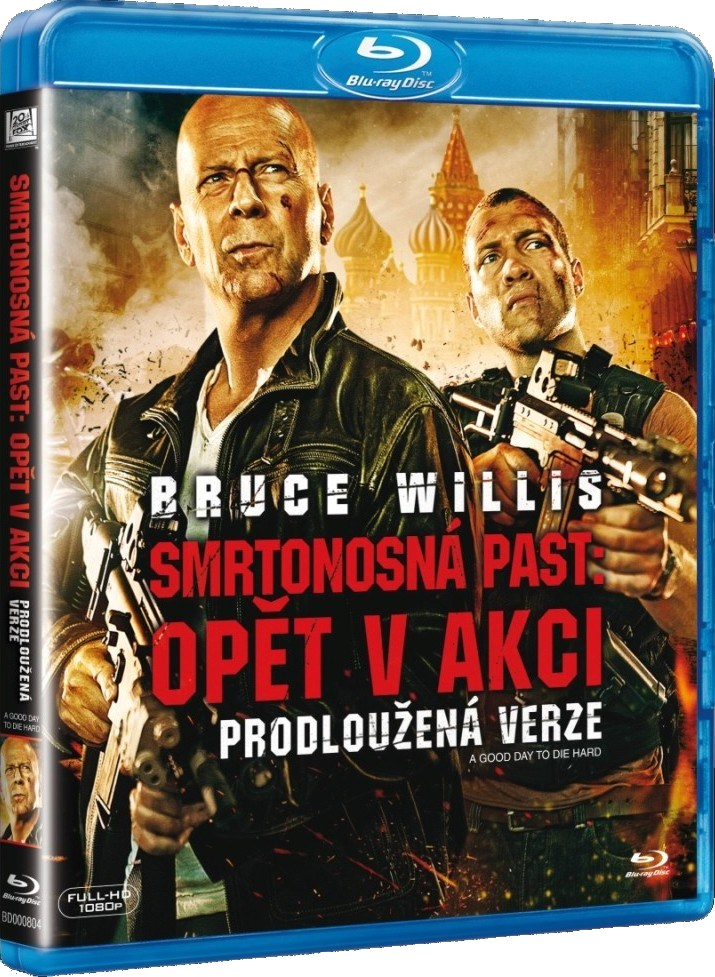 SMRTONOSNÁ PAST: OPĚT V AKCI - Blu-ray