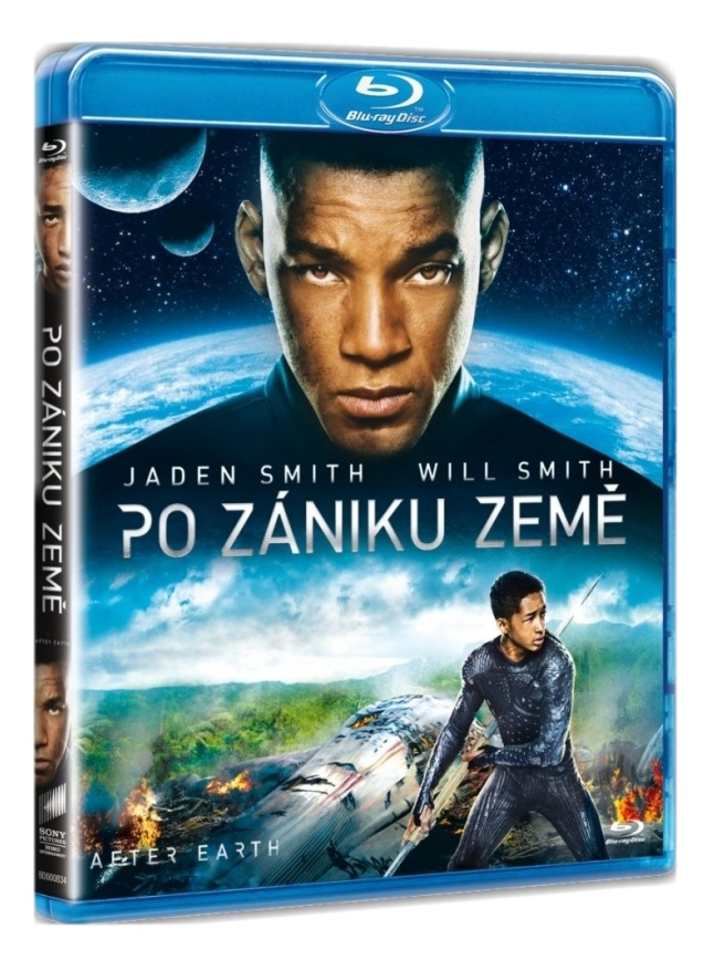 PO ZÁNIKU ZEMĚ - Blu-ray