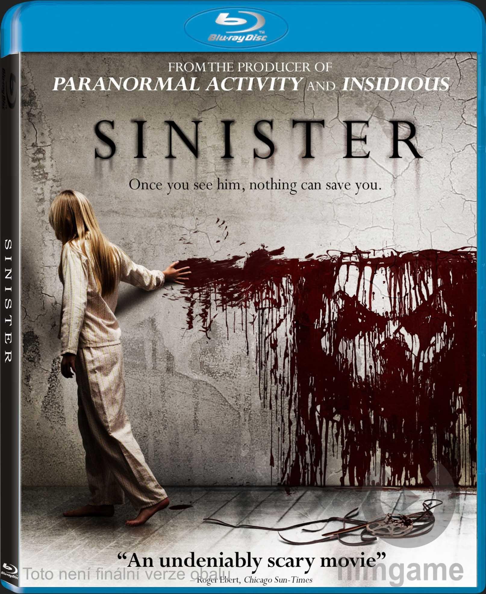 SINISTER - Blu-ray