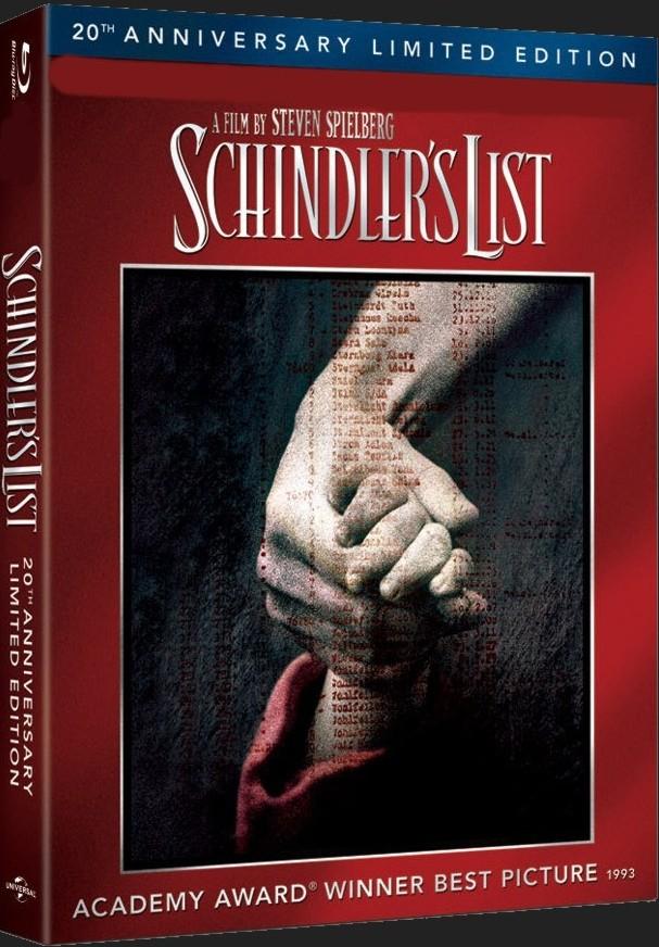 SCHINDLERŮV SEZNAM (2 BD) - Blu-ray DIGIBOOK