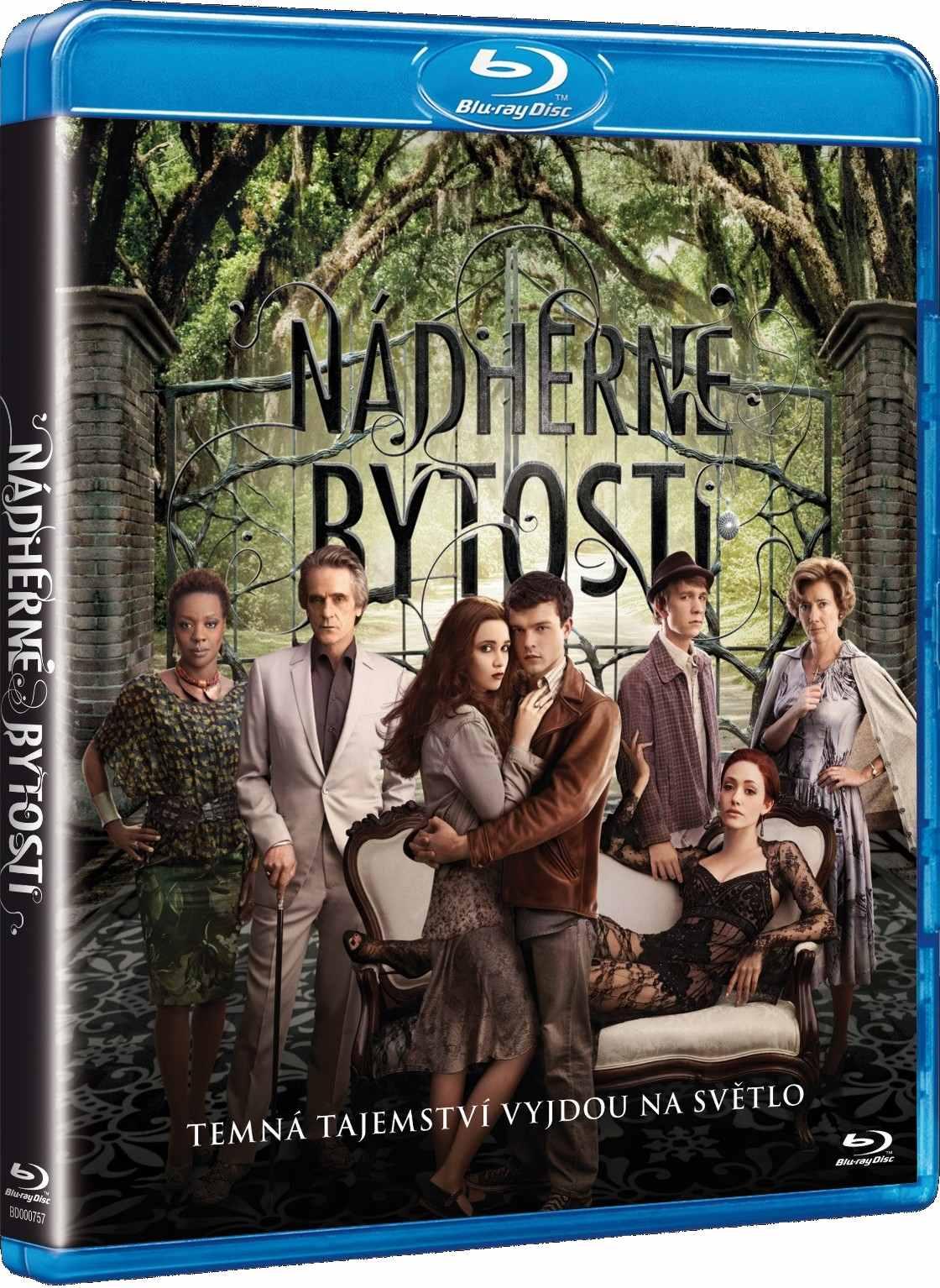 NÁDHERNÉ BYTOSTI - Blu-ray