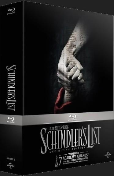 SCHINDLERŮV SEZNAM (speciální limitovaná edice, 2 BD) - Blu-ray