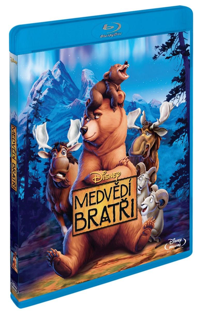 MEDVĚDÍ BRATŘI - Blu-ray