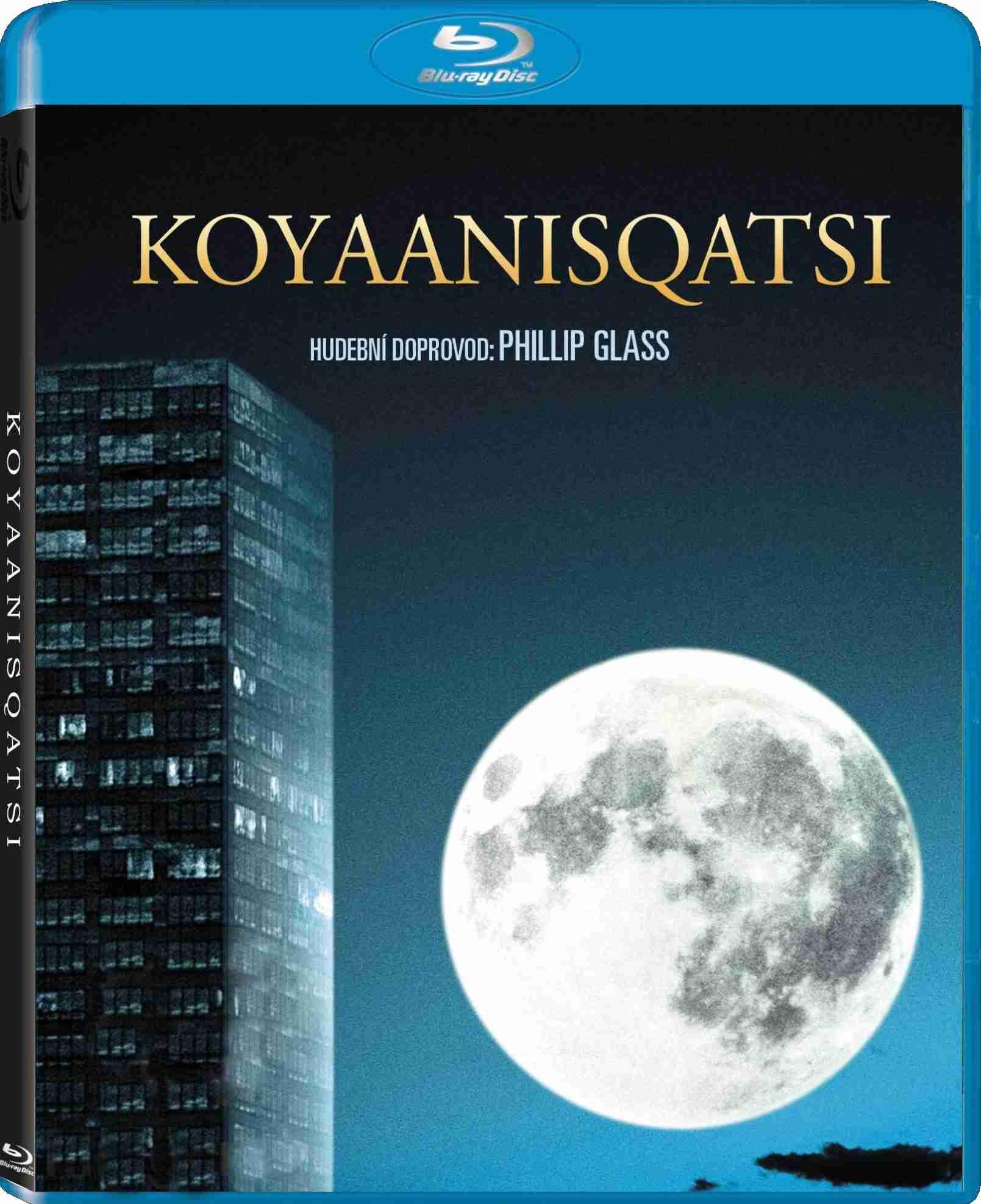 KOYAANISQATSI - Blu-ray