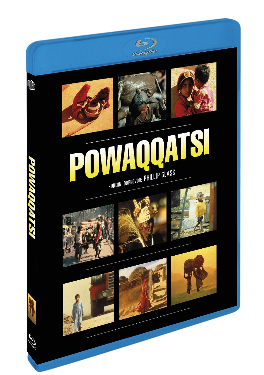 POWAQQATSI - Blu-ray