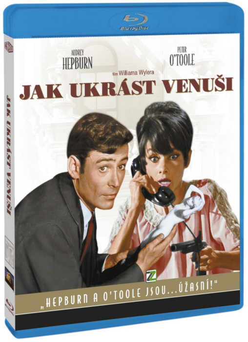 JAK UKRÁST VENUŠI - Blu-ray