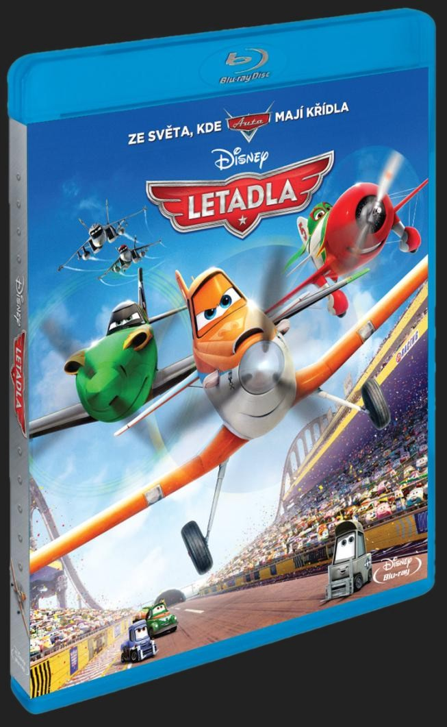 LETADLA - Blu-ray