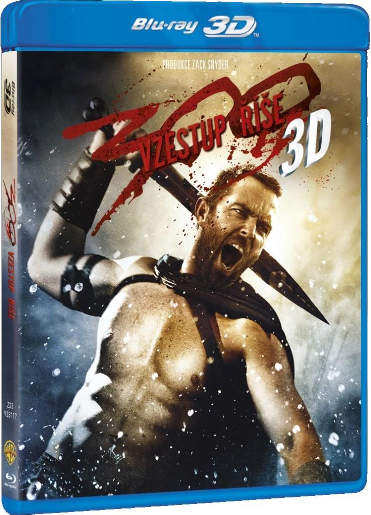 300: VZESTUP ŘÍŠE - Blu-ray 3D + 2D