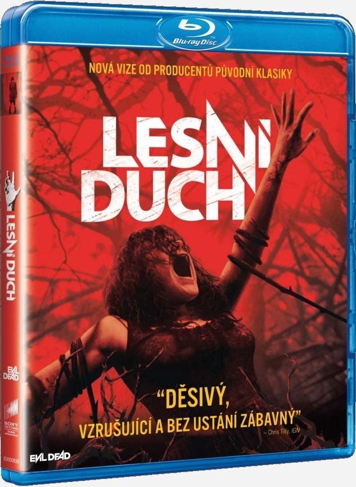 LESNÍ DUCH (2013) - Blu-ray