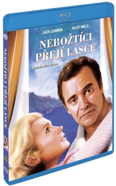 NEBOŽTÍCI PŘEJÍ LÁSCE - Blu-ray