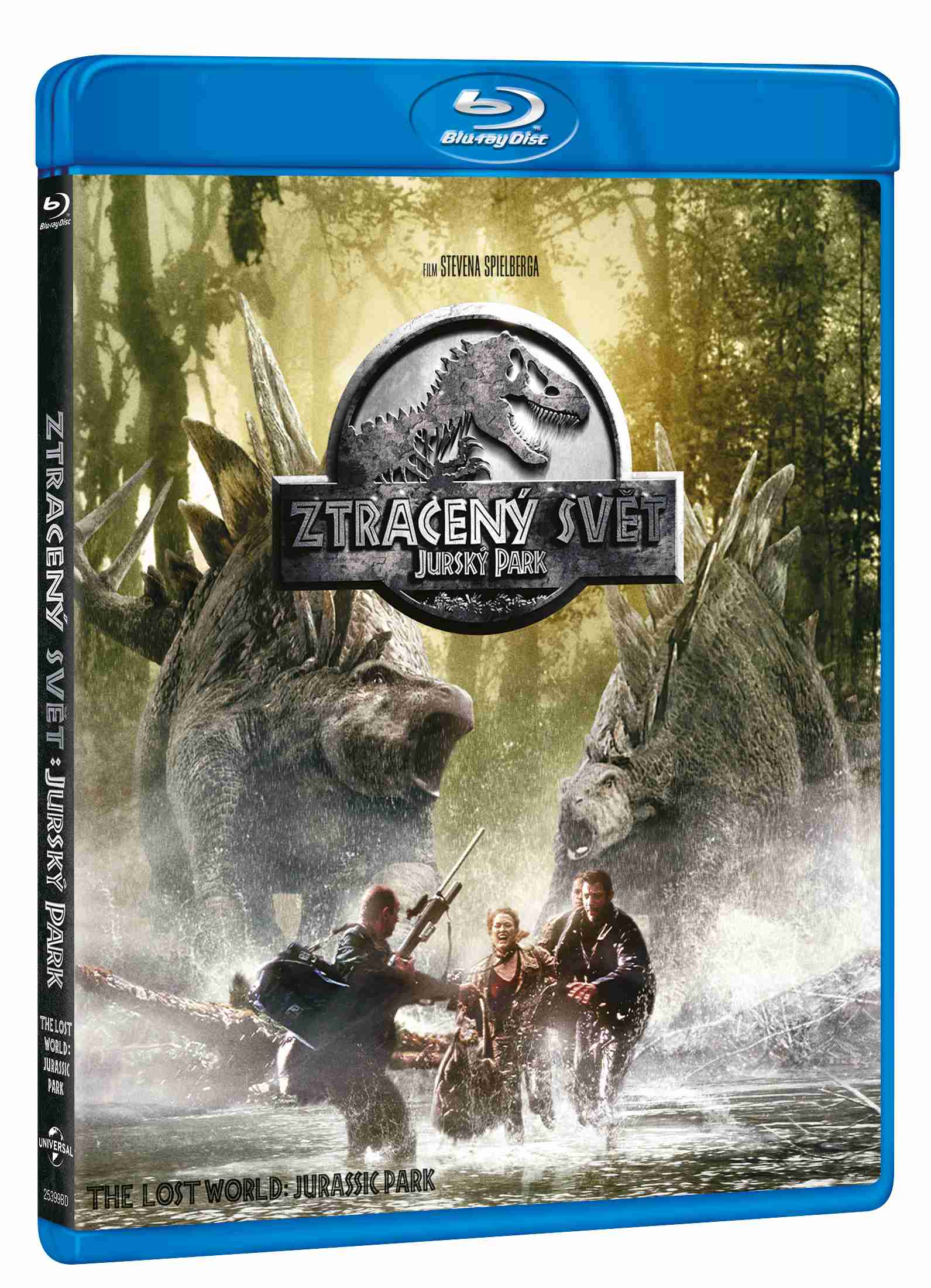 JURSKÝ PARK 2: ZTRACENÝ SVĚT - Blu-ray