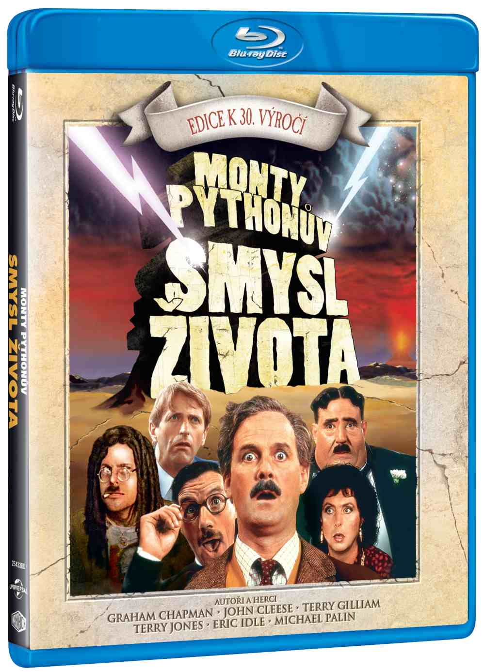 MONTY PYTHON: SMYSL ŽIVOTA - Blu-ray