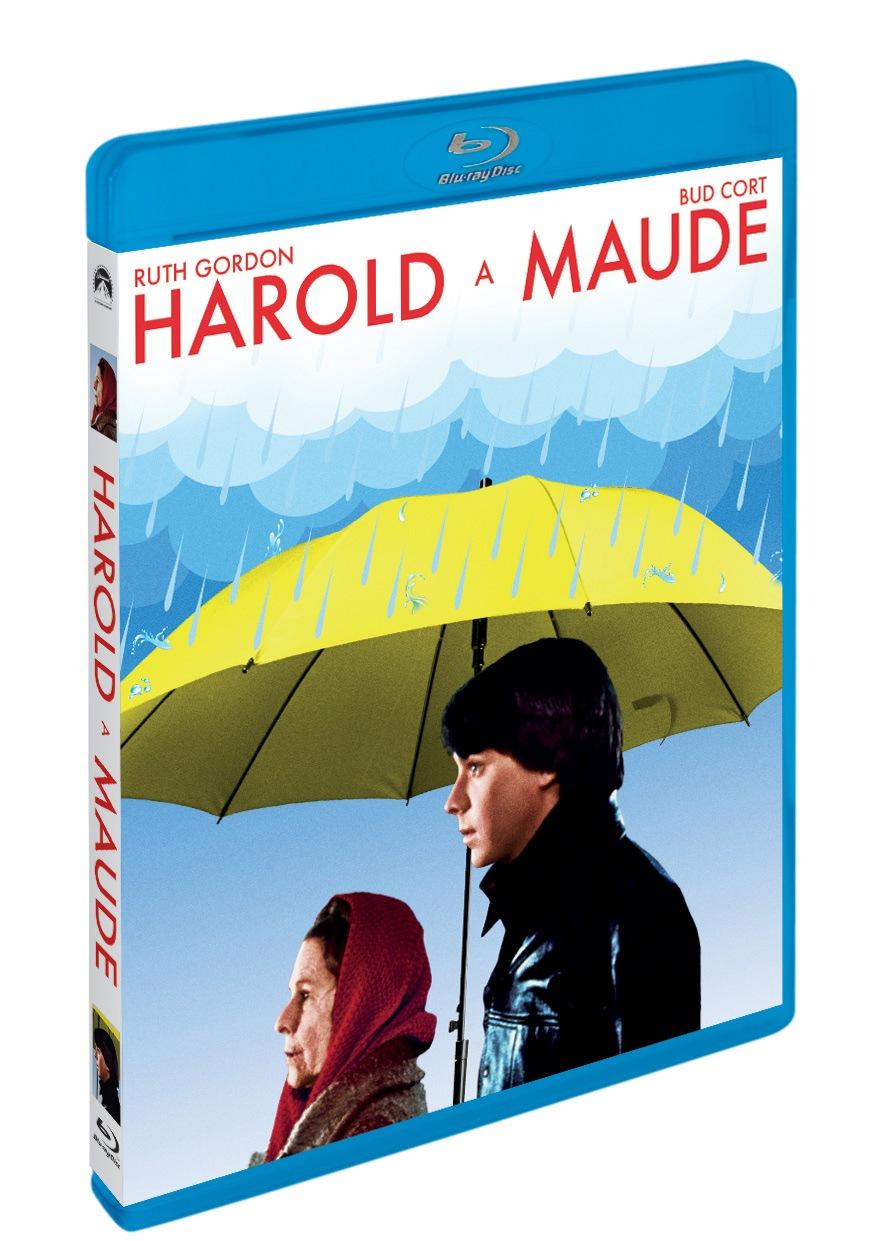 HAROLD A MAUDE - Blu-ray