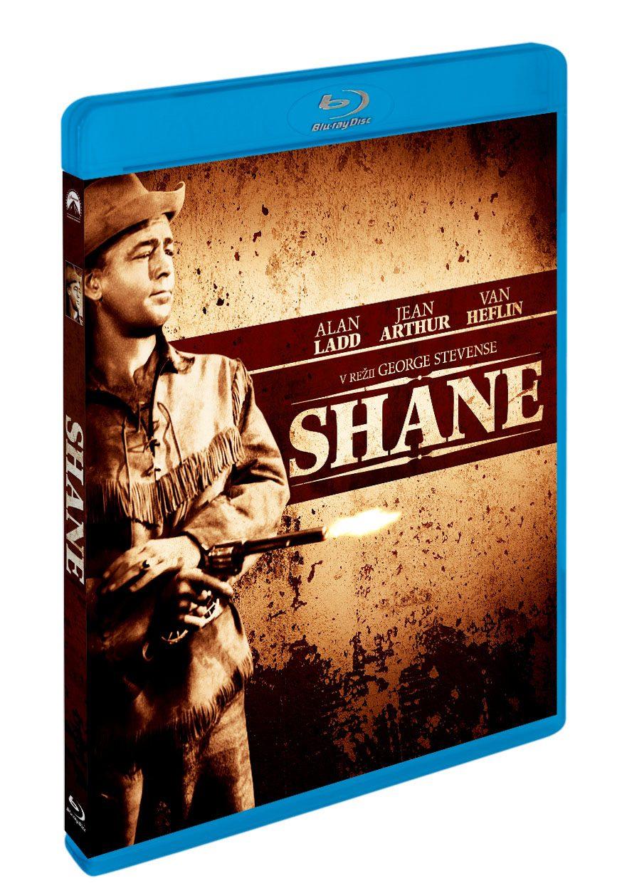 SHANE - Blu-ray