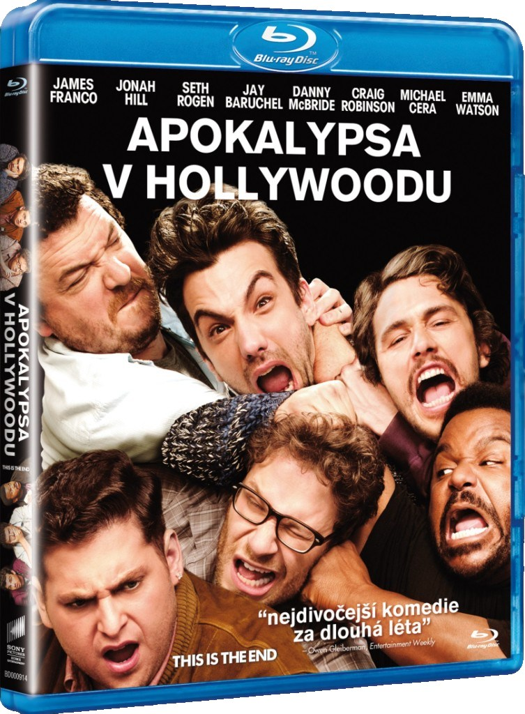 APOKALYPSA V HOLLYWOODU - Blu-ray