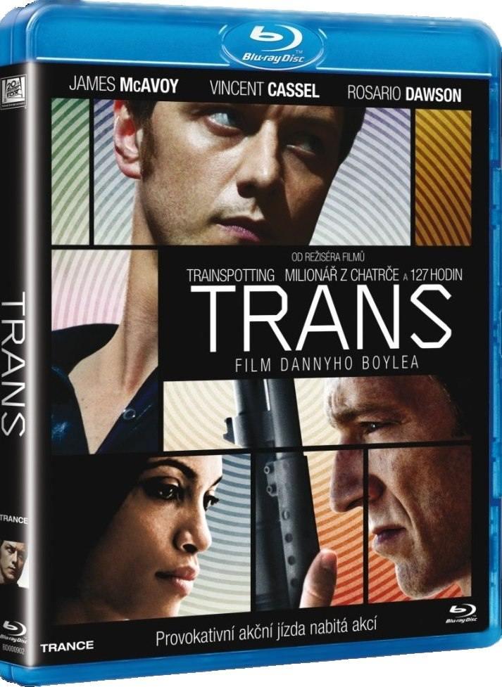 TRANS - Blu-ray