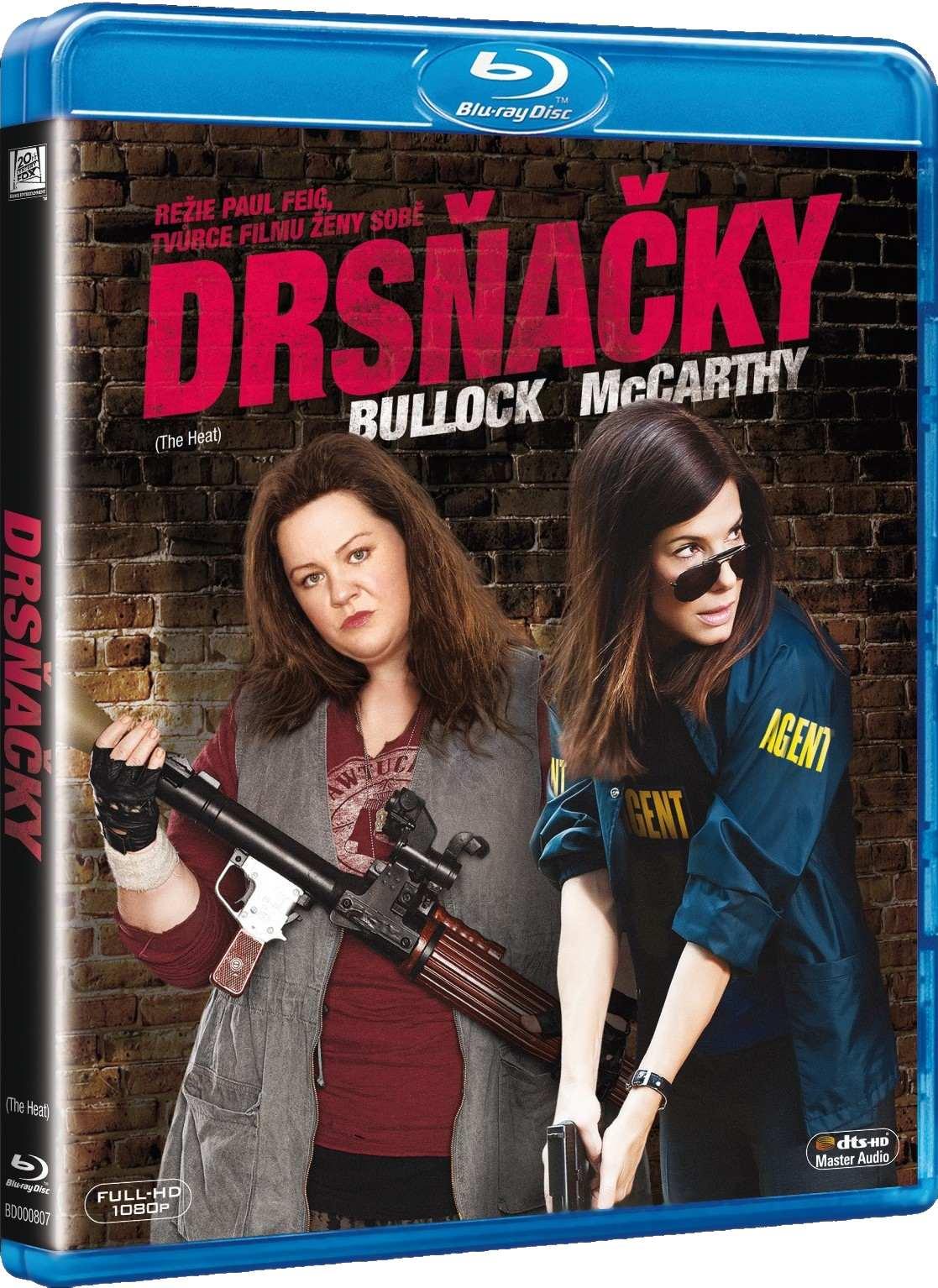 DRSŇAČKY - Blu-ray