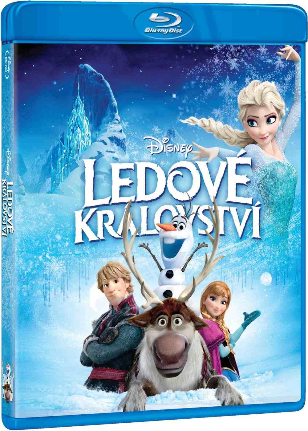 Ledové království - Blu-ray