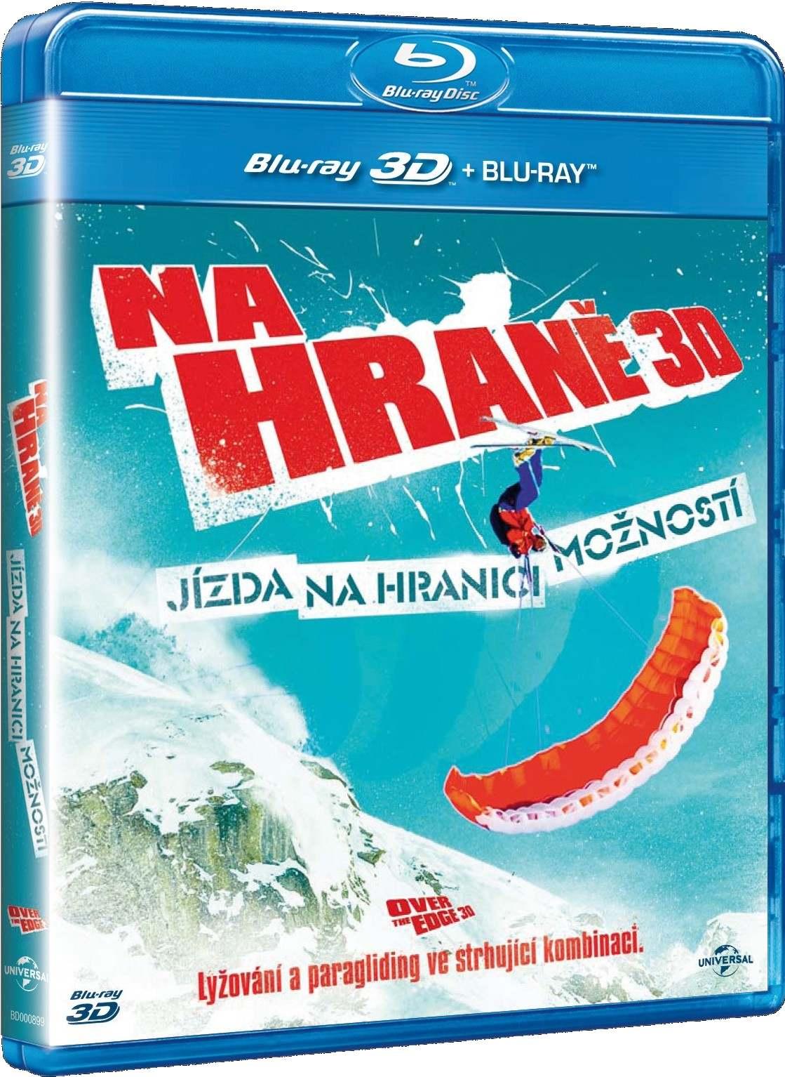 NA HRANĚ - Blu-ray 3D + 2D