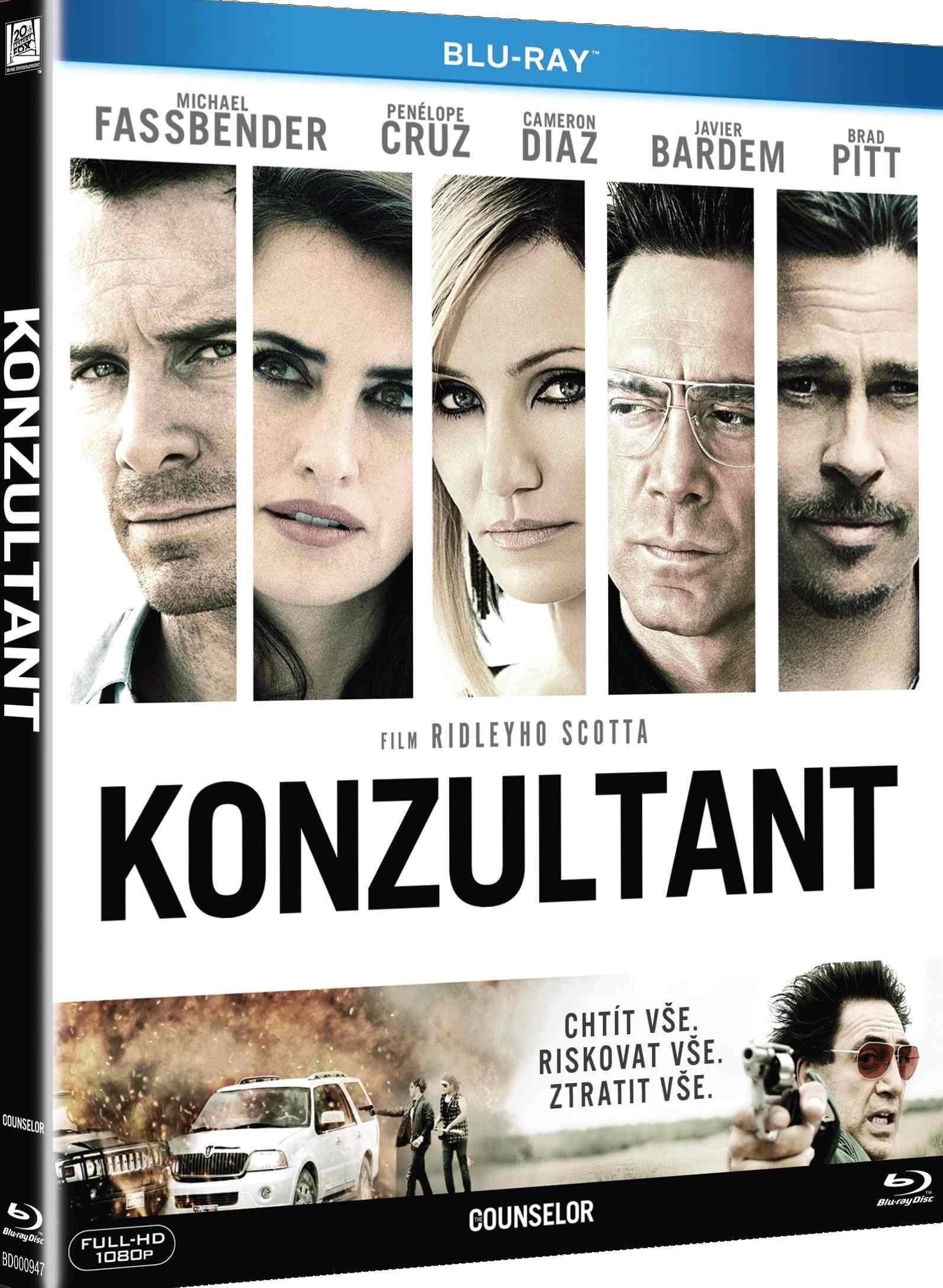 KONZULTANT - Blu-ray