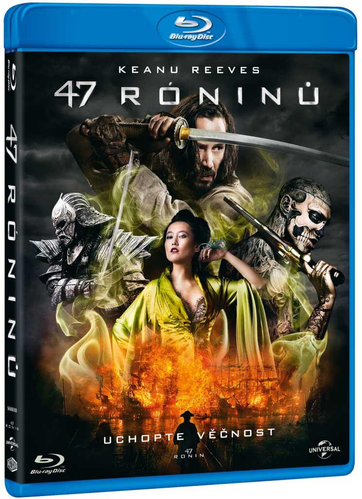 47 RÓNINŮ - Blu-ray
