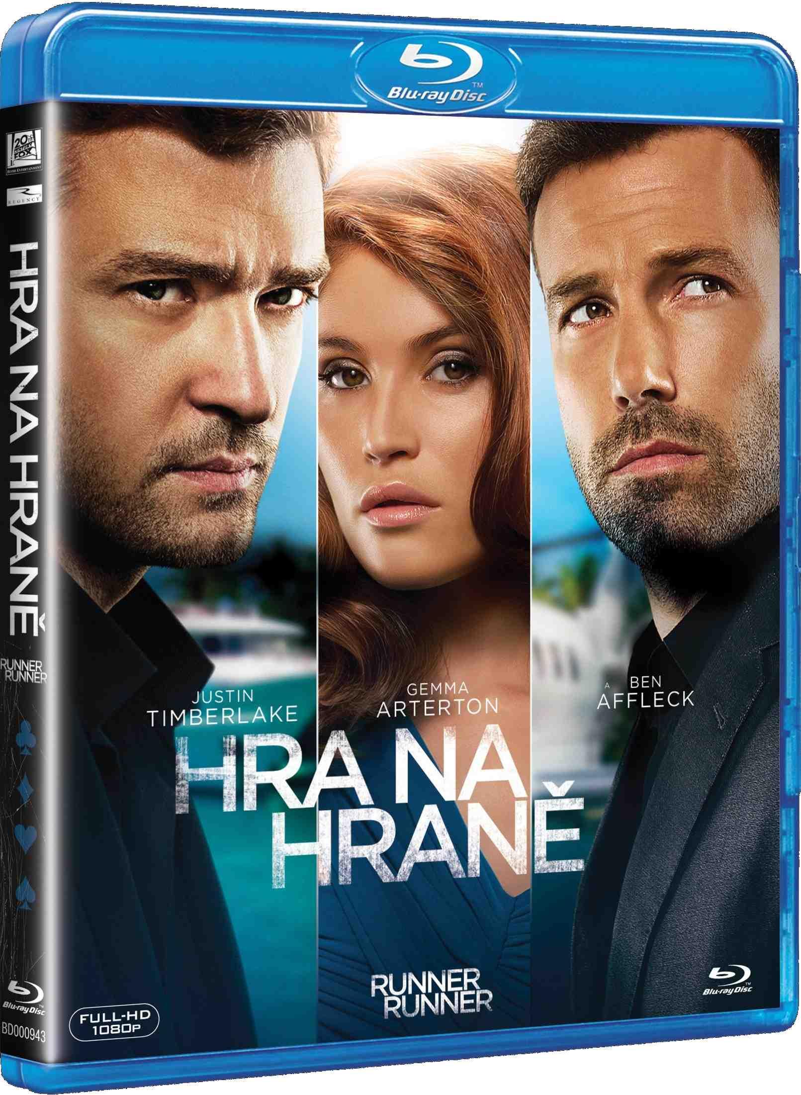 HRA NA HRANĚ - Blu-ray